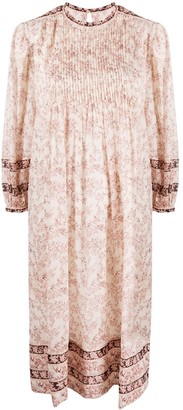 Etoile Isabel Marant Floral-Print Tunic Dress