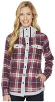 Marmot Reagan Flannel Long Sleeve Women's Long Sleeve Button Up
