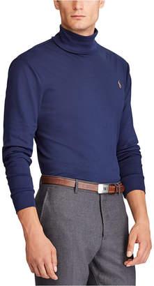Polo Ralph Lauren Men Soft Touch Knit Turtleneck Shirt