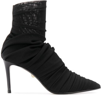 ALEVÌ Milano Mesh Sock Boots