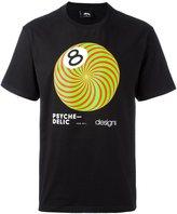 Stussy 'Dizzy 8 Ball' T-shirt