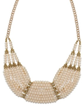 Statement Accessories Beautiful Glass Statement Necklace