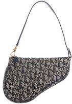 Christian Dior Diorissimo Denim Shoulder Bag