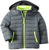 Carter's Fleece-Lined Puffer Jacket
