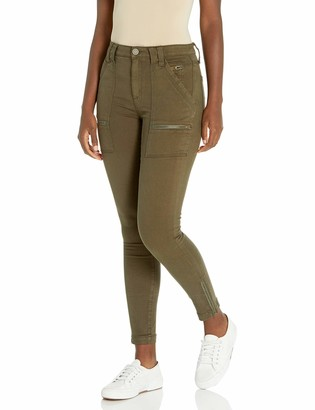 Joie Womens Women's High Rise Park Skinny G Pant