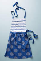 Anthropologie Dotted Doris Apron
