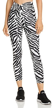 YEAR OF OURS Veronica Tiger Print Leggings