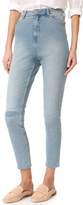 Cheap Monday Donna Fanbase Jeans