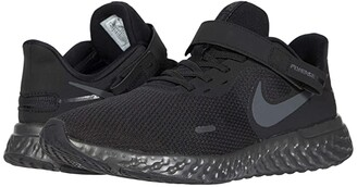 Nike Flyease Revolution 5 (Black/Anthracite) Men's Running Shoes