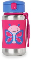 Skip Hop Toddler 'Zoo - Butterfly' Stainless Steel Straw Bottle