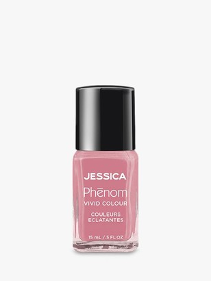 Jessica Phenom Vivid Colour Nail Polish Blushing Beauty Collection