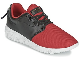 Sixth June DNR HELL F women's Shoes (Trainers) in Red