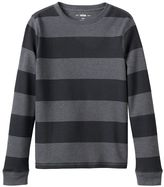 Boys 8-20 Urban Pipeline Striped Thermal Tee