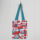 Sukie Book Bag In Cute Bird Design
