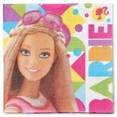 Disney Barbie Disposable Napkins - 16ct