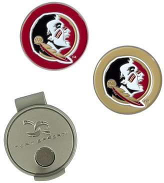 Florida State Seminoles Hat Clip & Ball Markers Set
