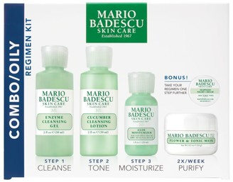Mario Badescu Combination/Oily Regimen Kit