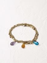 White Stuff Pop bead bracelet
