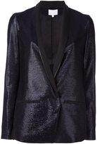 Lala Berlin one button blazer - women - Viscose/Polyester/Acetate - M