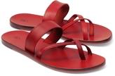 Brooks Brothers Leather Sandal
