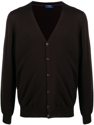 Barba Long-Sleeve Cardigan