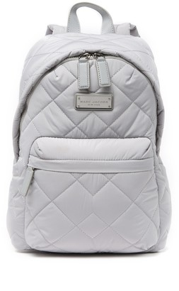Marc by Marc Jacobs Quilted Nylon School Backpack
