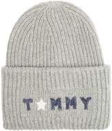 Tommy Hilfiger Tommy Ribbed Knitted Hat