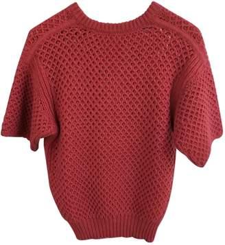 Nina Ricci Pink Wool Knitwear