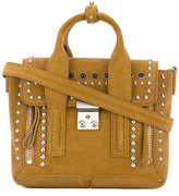 3.1 Phillip Lim Pashli Mini Satchel - women - Suede - One Size