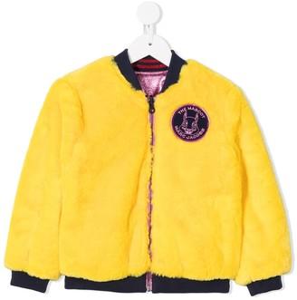 The Marc Jacobs Kids Reversible Bomber Jacket