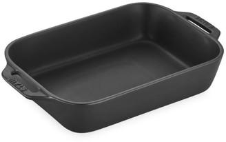 "Staub 10.5"" x 7.5"" Rectangular Ceramic Baking Dish"