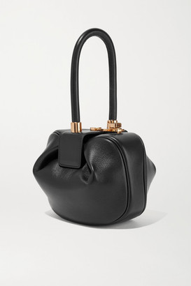 Gabriela Hearst Demi Leather Tote - Black