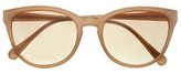 Vince Camuto Thin-frame Cat-eye Sunglasses