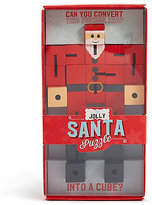 Marks And Spencer Marks And Spencer Santa Puzzle Man