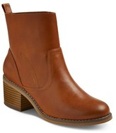 Women's Janna Split Booties - Mossimo Supply Co.