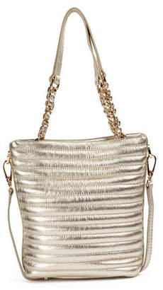 Celine Dion Collection Leather Vibrato Satchel