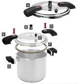 KitchenCenter Lacor-R71811-HANDLE FOR PRESSURE COOKER STOCK POT