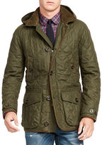 Polo Ralph Lauren Wool-Blend Down Skeet Jacket
