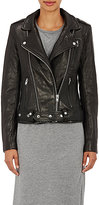 IRO Women's Jamie Moto Jacket-BLACK
