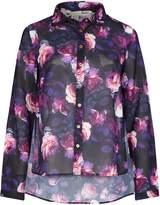 Yumi Rose Printed Shirt