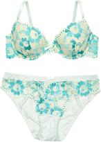 Rene Rofe Aqua Make Me Yours Demi Bra & Bikini