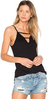 Bobi Modal Rib Cut Out Tank