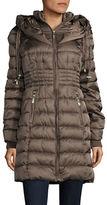 Betsey Johnson Long Puffer Coat