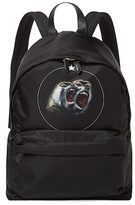 Givenchy The Monkey Brothers Nylon Backpack