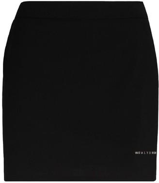 Alyx Logo Mini Skirt