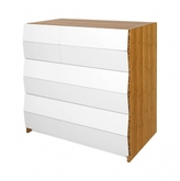 Brave Space Pin It Planar Dresser - Push Touch Hardware