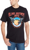 FEA Men's Allman Brothers Band Flying Peach T-Shirt