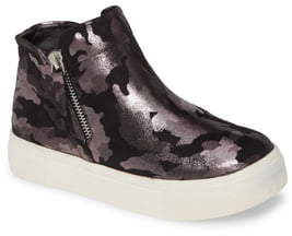 Dolce Vita Cab Zip High Top Sneaker