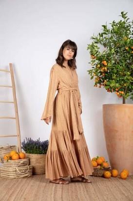 SUNDRESS Saint Barth Canyon Nataly Long Dress - XS/S