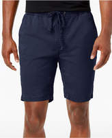 American Rag Men's Classic Fit Stretch Drawstring Jogger Shorts, Only at Macy's